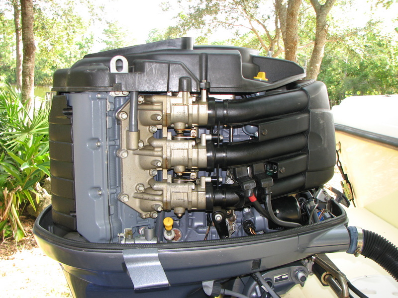 F225 Teardown - Exhaust Corrosion Repair - The Hull Truth